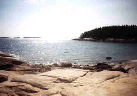 birch point beach